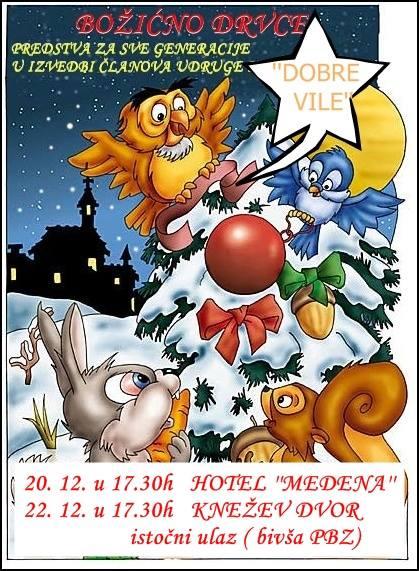 Predstava u Hotelu Medena
