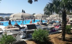 Hotel Medena swimming pool