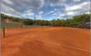 Tennis courts – hotel Medena