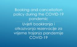 Booking and Cancellation Policy During the COVID-19 Pandemic
