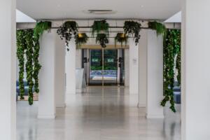 Hotel Medena entrance